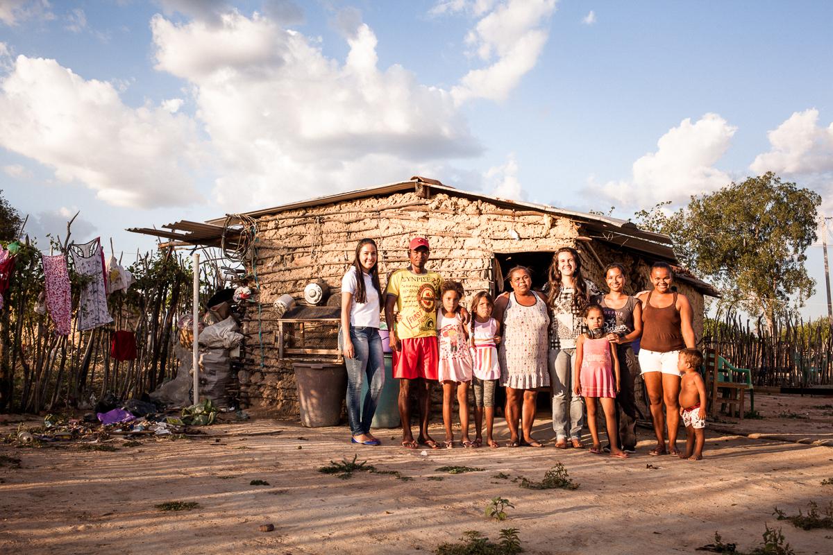 Assentamento em Lagoa Grande - PE. Foto: marcelo londono