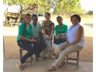 Visita ao município de Pio IX - Piaui
