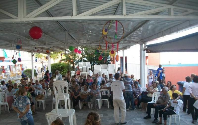 Palestra no SESC de Piedade - Pernambuco